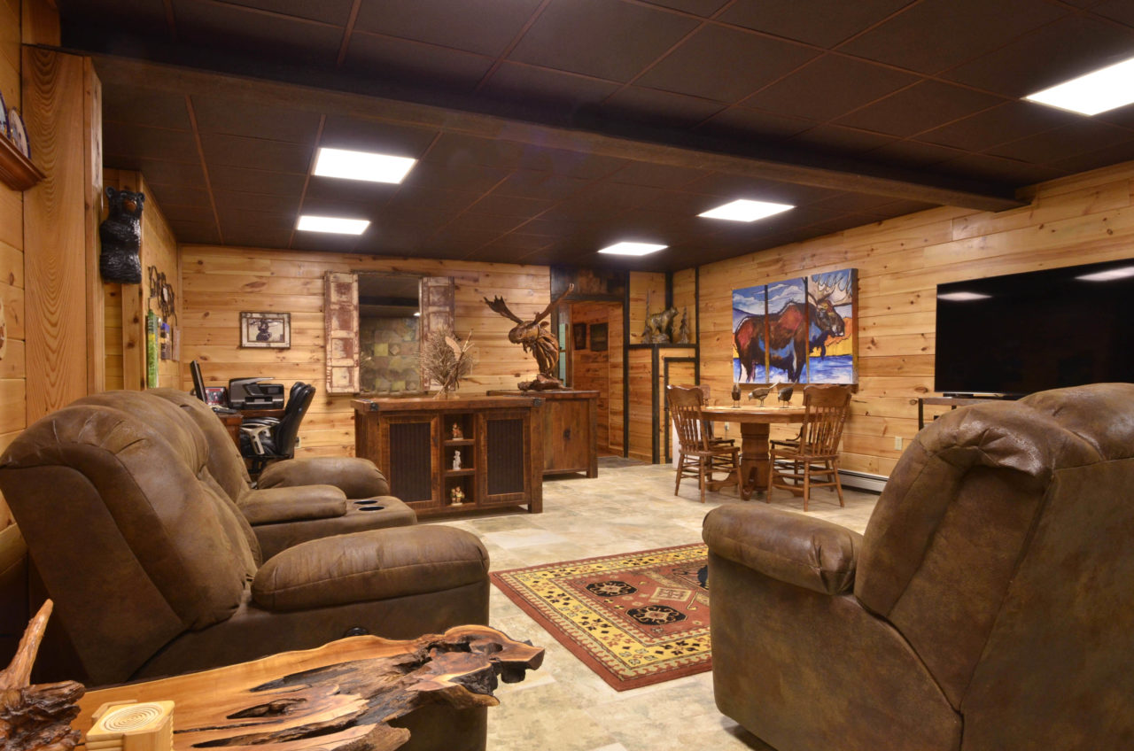 The Man Cave Gets An Upgrade Noco Style Magazine